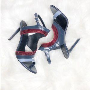 ** 1 DAY SALE ** Versace Sparkling Sequin Heels